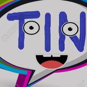TIN TEXT icon