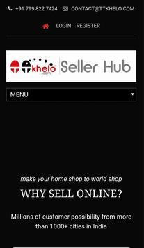 TTkhelo Seller poster
