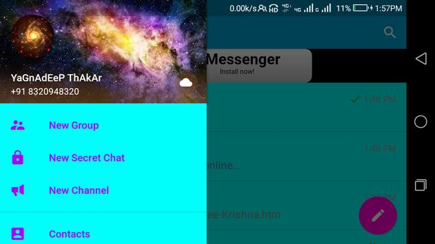 TY ne tia messenger screenshot 13