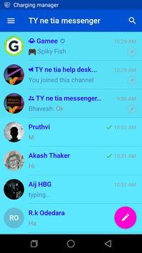 TY ne tia messenger screenshot 1