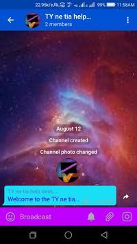 TY ne tia messenger screenshot 7