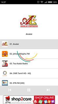 Top 30 Tamil Online FM Radios screenshot 1