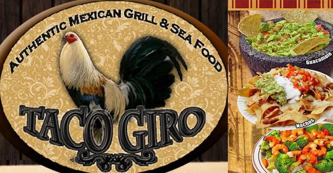 Taco Giro poster