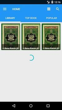 Tafsir Ibnu Katsir Jilid 4 - 6 Lengkap poster