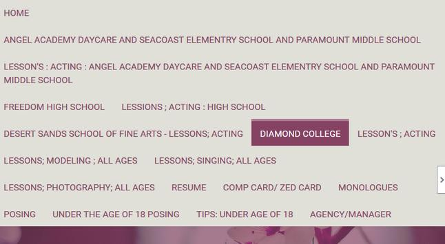 Talent School apk screenshot