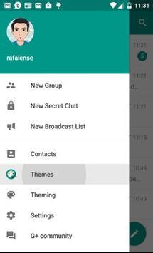 Talk Messenger App. screenshot 1