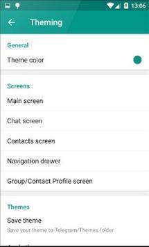 Talk Messenger App. screenshot 2