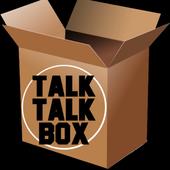Talk Talk  Box icon