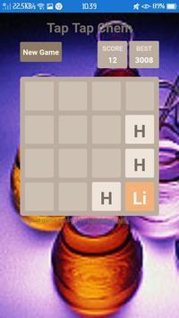 Tap Tap Chem screenshot 1