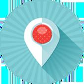 Mencari Lokasi icon