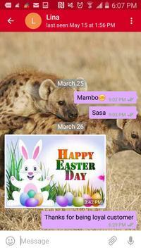 Team Mafisi Chat screenshot 2