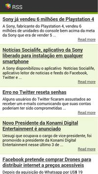 Portal TechCubo News screenshot 1
