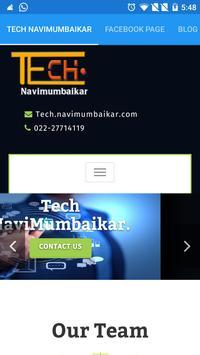 Tech Navimumbaikar poster