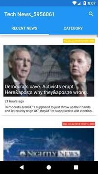 Tech News screenshot 1