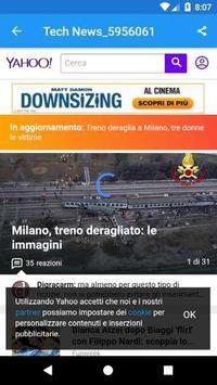 Tech News screenshot 3