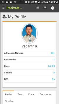 TechSmart ERP Student screenshot 1