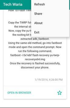 Tech Waria apk screenshot
