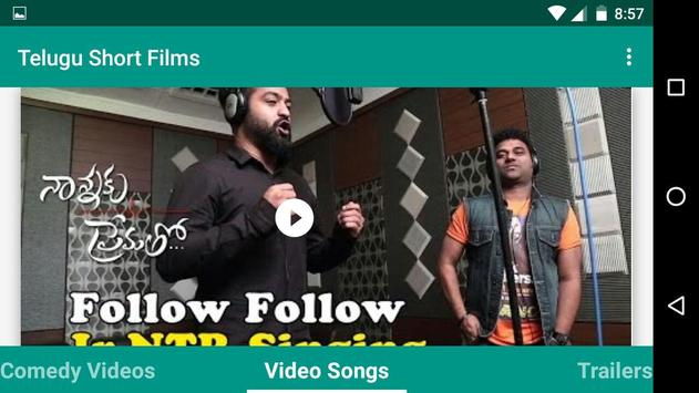 Telugu Short Filmz - HD apk screenshot