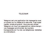 Telegram иконка