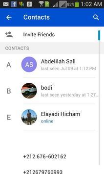 Telegram скриншот приложения