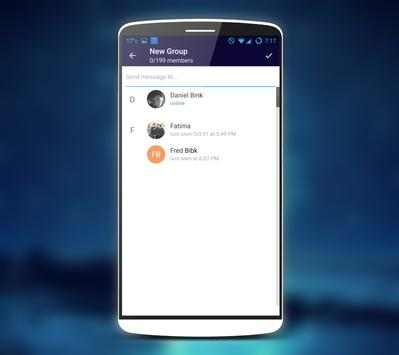 Telegram Prime ( unofficial ) apk screenshot