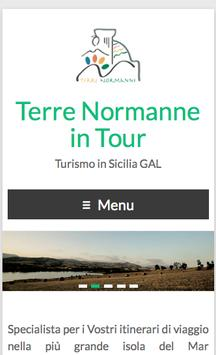 Terre Normanne inTour poster