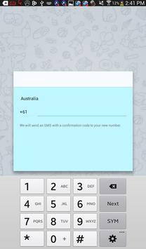 Text Messenger 4.0 apk screenshot