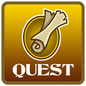 Text Quest Challenge icon