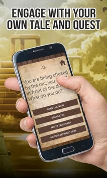 Text Quest Challenge apk screenshot
