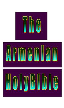 The Armenian Holy Bible apk screenshot