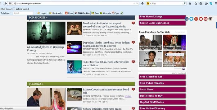 The Berkeley Observer apk screenshot