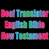 The Deaf Translators Bible NT icon