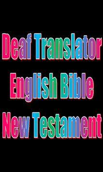 The Deaf Translators Bible NT screenshot 3