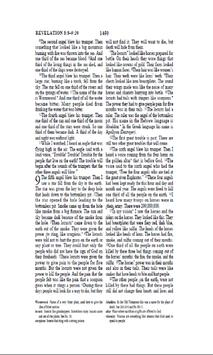 The Deaf Translators Bible NT poster