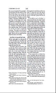 The Deaf Translators Bible NT screenshot 1