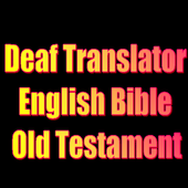 The Deaf Translators HolyBible icon
