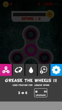 The Fidget Spinner apk screenshot