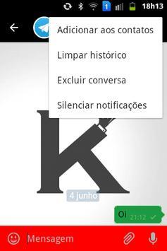 the king chat apk screenshot
