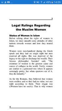 The Muslim Woman's book screenshot 2