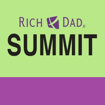 The Richdad Summit poster