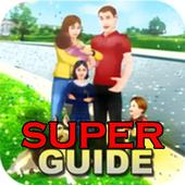 The Sims mobile beginner top super guide icon