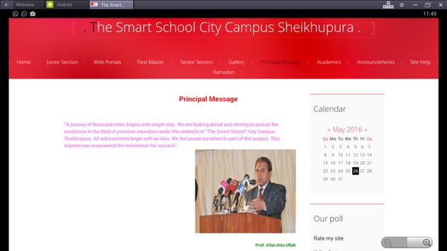 The Smart School Sheikhupura screenshot 2