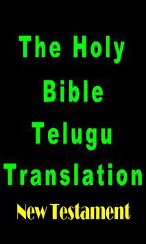 The Telugu Bible NT screenshot 3