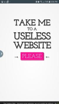 The Useless Web poster
