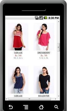 The Women's Store apk screenshot