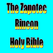 The Zapotec Rincon Holy Bible icon