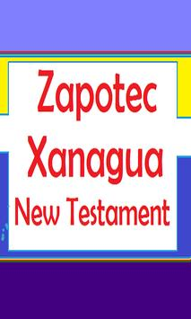 ZAPOTEC XANAGUA HOLY BIBLE poster