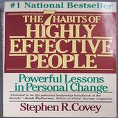 The seven habits of the most effective people icon