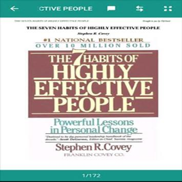 The seven habits of the most effective people screenshot 1