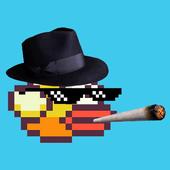 Thug Flappy icon
